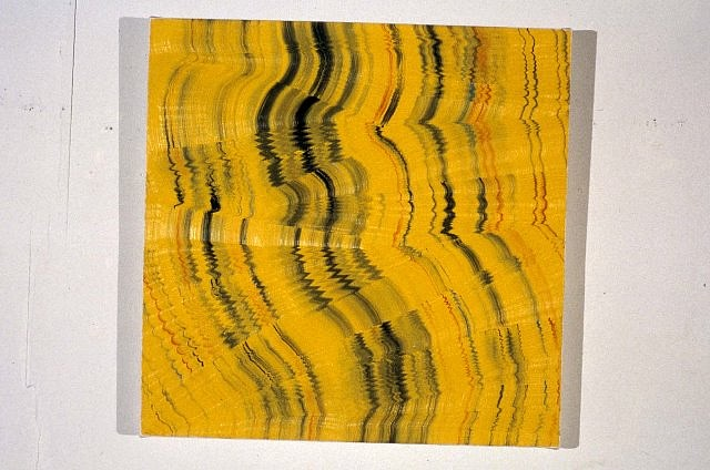 Vincent Falsetta   CC 04 - 4 , 2004   oil on canvas, 24 x 24 in.